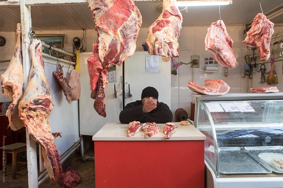 Köttförsäljare