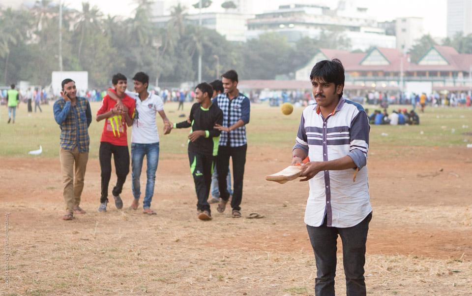 Cricketspelare