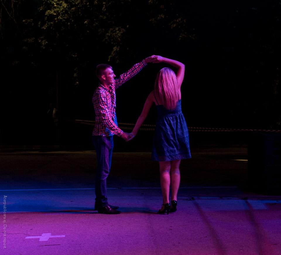 Dansande par