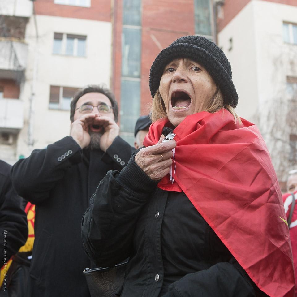 Demonstranter II