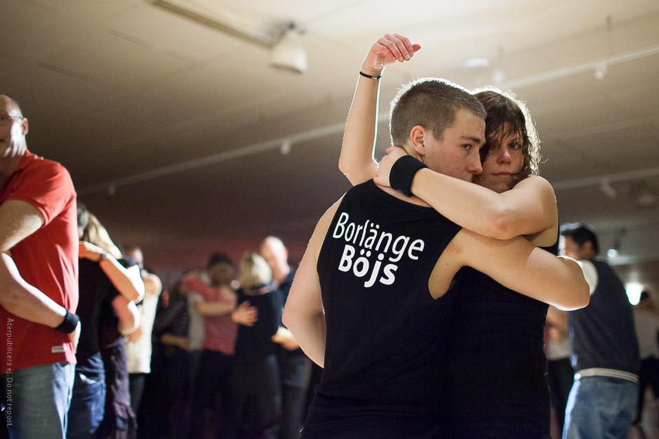 Dansare från Dalarna