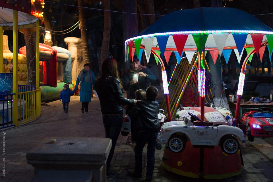 Fotografering vid karusell