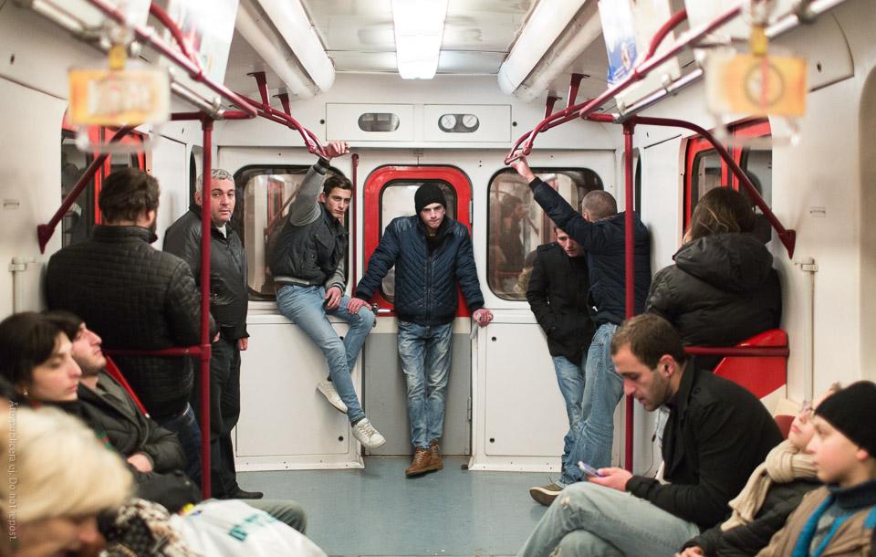 Tunnelbaneåkare