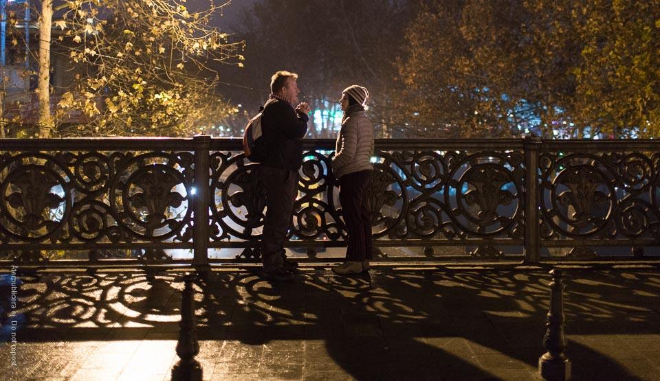 Par på bro II