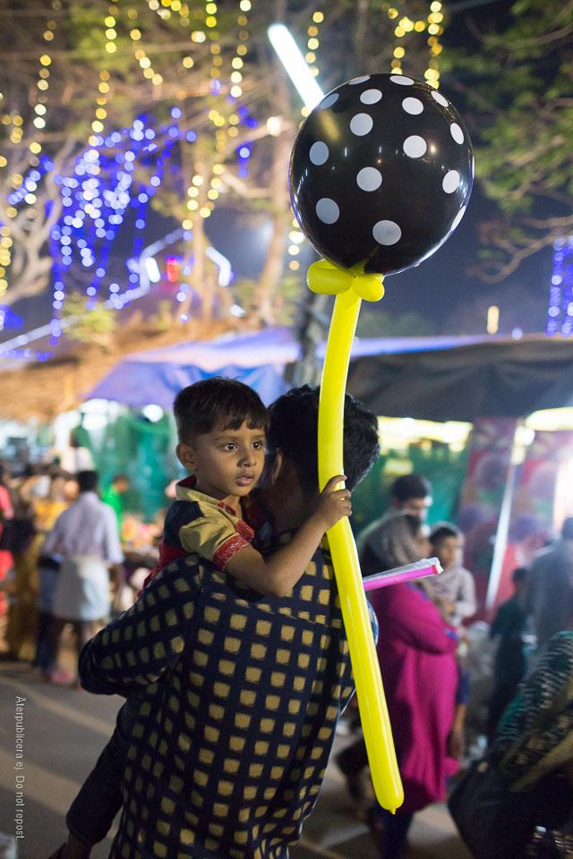 Pojke med ballong III