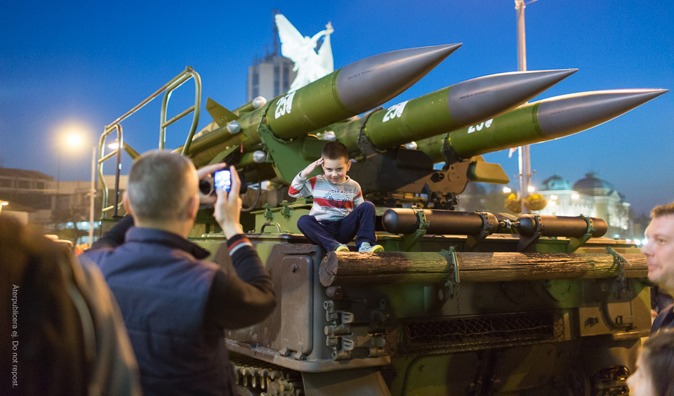 Pojke och raketer