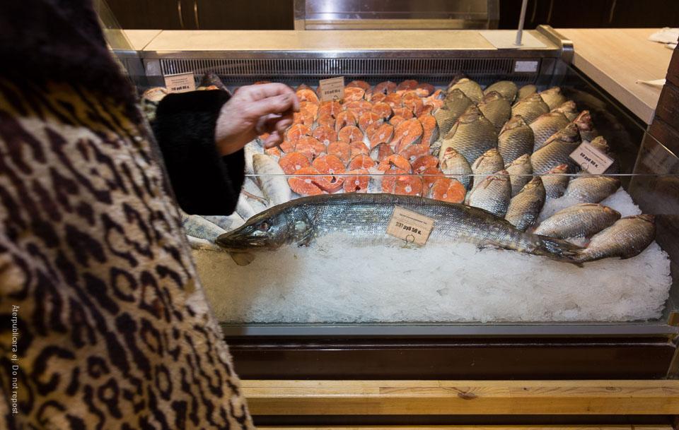 Fiskförsäljning II