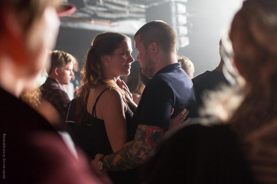 Par på klubb