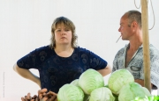 Grönsaksförsäljare II