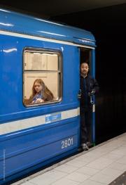 Förare och passagerare